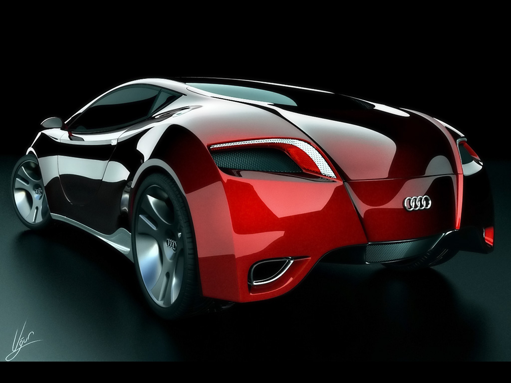 Design Concepts Wallpaper : Audi locus concept design by ugur sahin rehmeier
