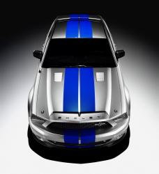 Shelby Mustang GT500KR 40th Anniversary Edition