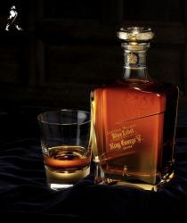 Johnnie Walker King George V Blue Label Whisky