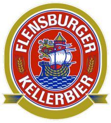 Flensburger Kellerbier, erstes Marken-Bio-Bier der Welt