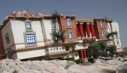 House of Katmandu steht Kopf