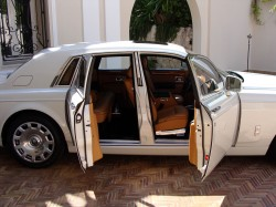 Rolls-Royce Phantom Serie II in Nizza