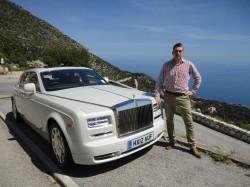 Rolls-Royce Phantom Serie II Präsentation an der Cote d'Azur