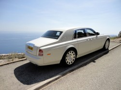 Rolls-Royce Phantom Serie II Präsentation in Nizza