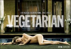 Alicia Silverstone und PETA