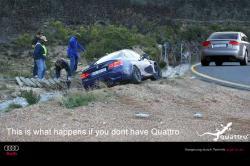 Audi RS4 contra BMW M3