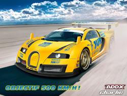 Bugatti Veyron mit 1413PS