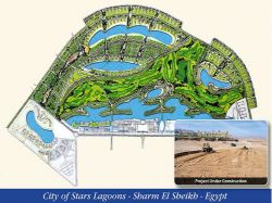 City of Stars Lagoons - Sharm El Sheikh - Ägypten