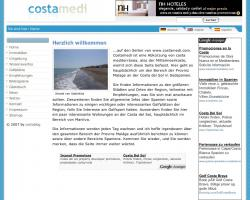 costamedi.com - Informationen über die Costa del Sol in Andalusien