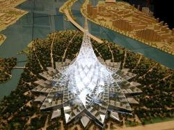 Crystal Island in Moskau