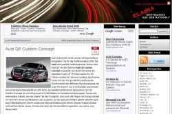 neue Webseite - elabia.de - neues aus der Autowelt