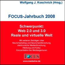 FOCUS-Jahrbuch 2008 zu Web 2.0 und Web 3.0