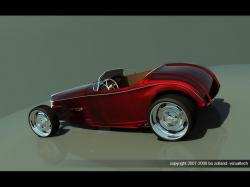 Ford Sinclair Rod Concept by Bo Zolland