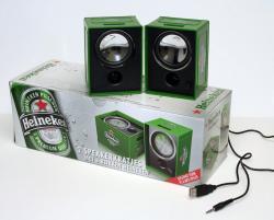 Heineken Lautsprecher Kiste