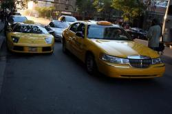 Lamborghini Murcielago Taxi