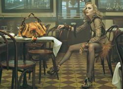Madonna wirbt für Louis Vuitton