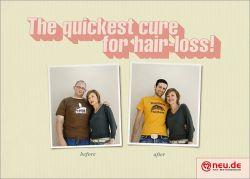 neu.de gegen Haarverlust