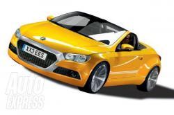 VW Scirocco Cabrio